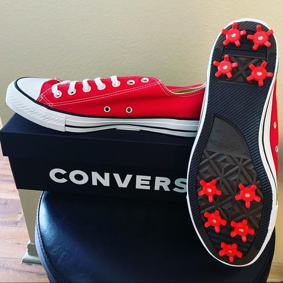 Converse Shoes   Golf Shoes   Poshmark